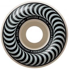 Колеса SPITFIRE F4 CLASSIC Silver 54mm 101D